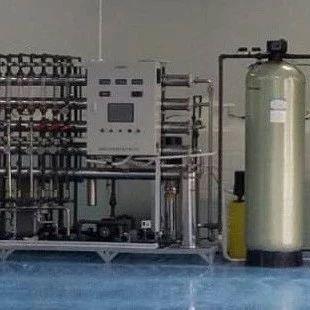 城关纯净水设备