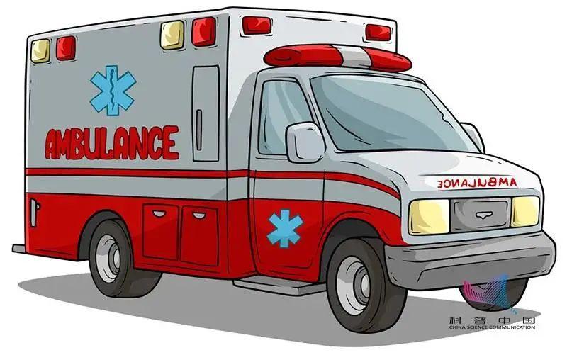120救护车上的急救标志中间为什么是蛇?原因你想象不到 第1张