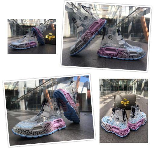 他们说,3d打印鞋子可以定制