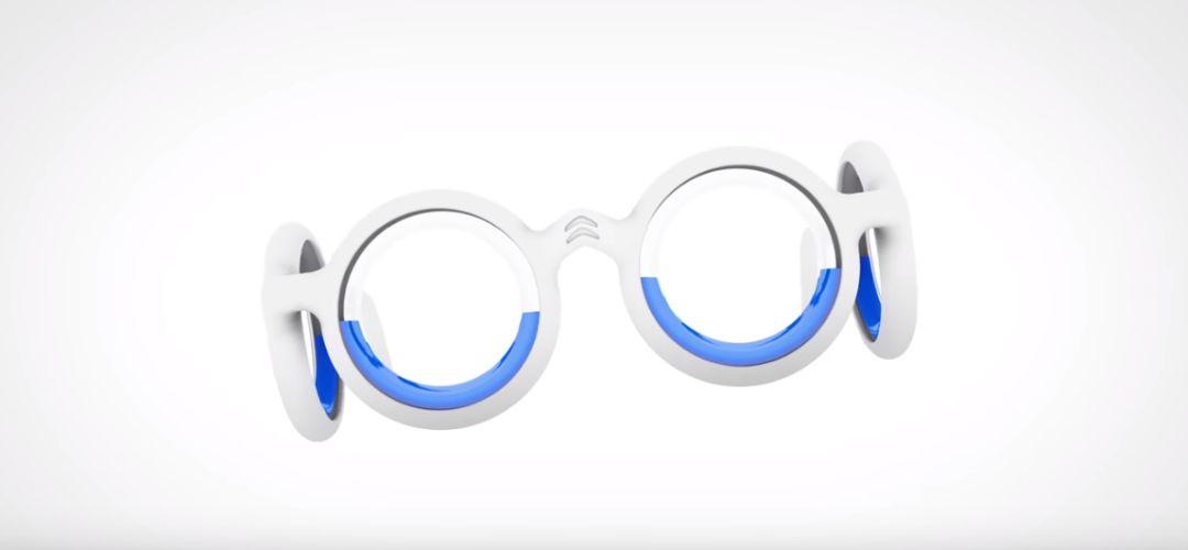 硅胶制品防晕车眼镜