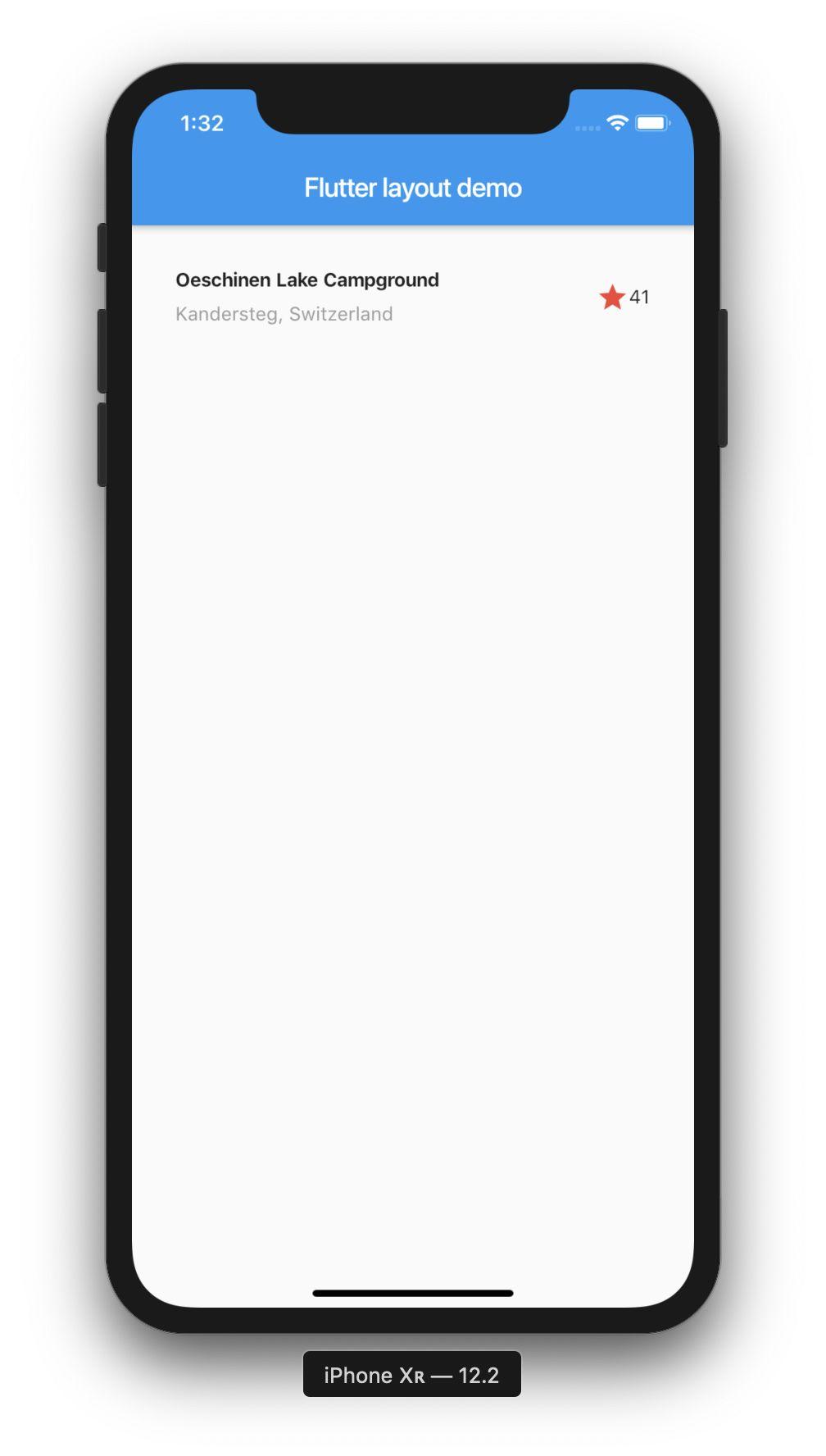 如何在Flutter中构建漂亮的UI布局Widget
