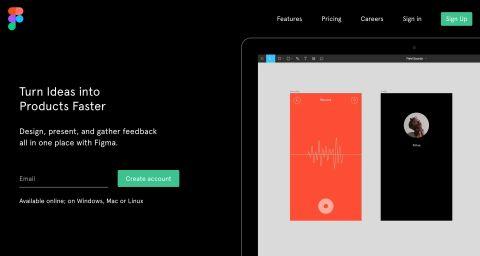 什么是 Figma:下一代协作式 UI 设计工具神器