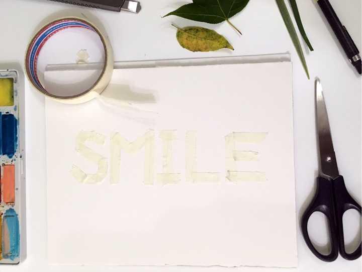 如何用简单的材料手工制作一个漂亮的书签