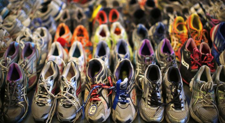 东莞高仿运动鞋,跑鞋科普